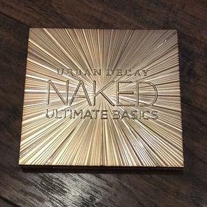 UD naked basics palette